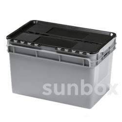 Cassetta omologata UN 60L (60x40x37,4cm)