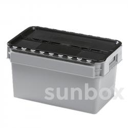 Cassetta omologata UN 25L (50x30x27,4cm)