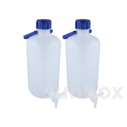 Flacone con rubinetto 10L
