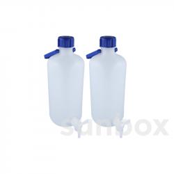 Flacone con rubinetto 5L
