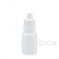 Flacone contagocce 10ml bianco