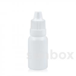 Flacone contagocce 20ml bianco