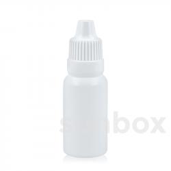 Flacone contagocce 30ml bianco
