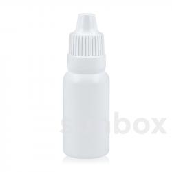 Flacone contagocce 50ml bianco
