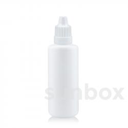 Flacone contagocce 60ml Bianco