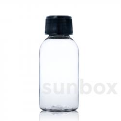 Flacone B-PET 200ml trasparente
