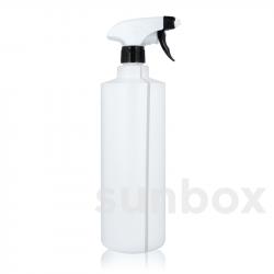 Bottiglia 1000ml Bianca con Visore
