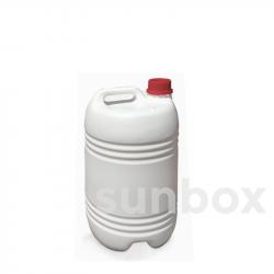Bidone cilindrico per liquidi impilabile 25L