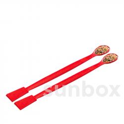 Spatola da laboratorio (Spatola+Cucchiaino) 210mm