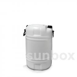 Bidone con rubinetto opzionale 50L