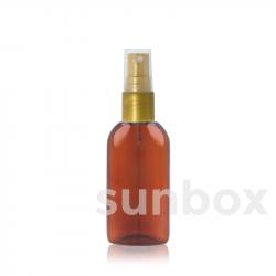 Flacone OVAL SUN 50ml Ambra