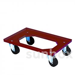 Ruote da trasporto (60x40cm)