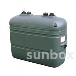 Deposito gasolio con vassoio incorporato 1000 L