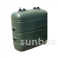 Deposito gasolio con vassoio incorporato 1500 L