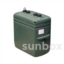 Deposito gasolio con vassoio incorporato 700 L