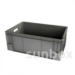 Cassetta NE impilabile (60x40x17cm) 35L NUOVO