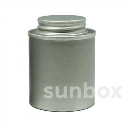 SCATOLA Alluminio 100ml a vite38